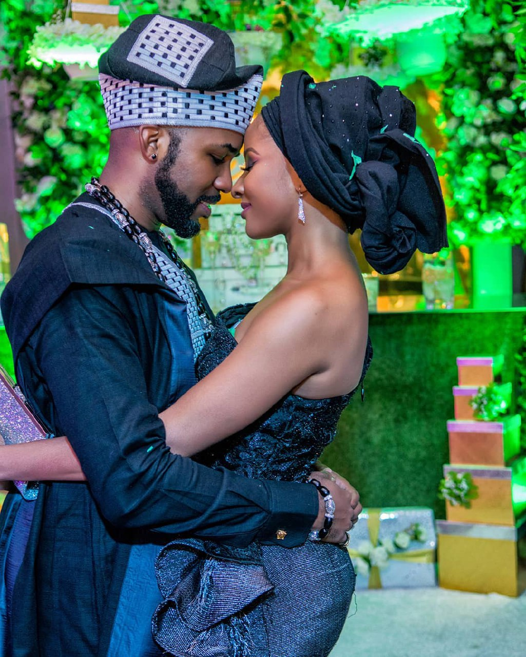 Did Banky W Really Cheat On His Wife Adesua?