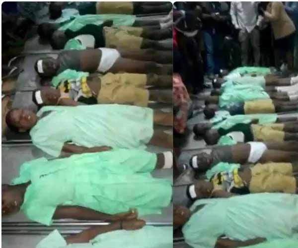 Sad – 16 Kids Dies After Eating at Party Organized in School