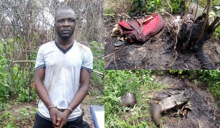 Police Arrest Killers of 3 Uniport Students – Recovers Decomposed Body (Graphic!)