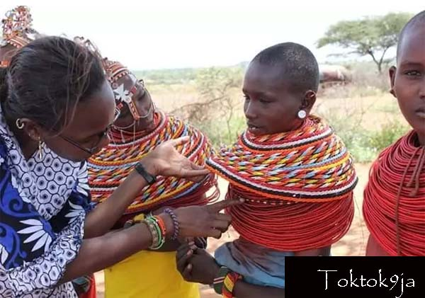 In Samburu Kenya 6yrs Old Girls are Allow to Have Sexual Intercourse with Older Men