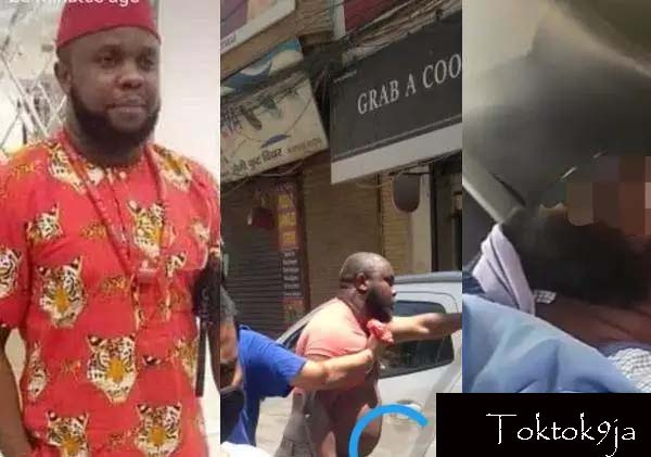 Sad – Nigerian Man Beaten to Death in India