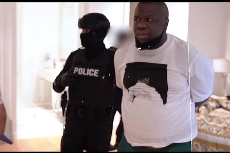 Hushpuppi, Gang Defrauded 1,926,400 People, Made N168bn – Dubai Police!