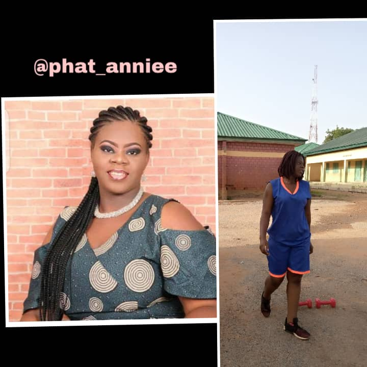 From 130 kg to 89Kg — Anita Idemudia Shares the Most Inspiring Weight Loss, Success Story