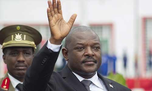 President of Burundi  – Pierre Nkurunziza Dies at 55