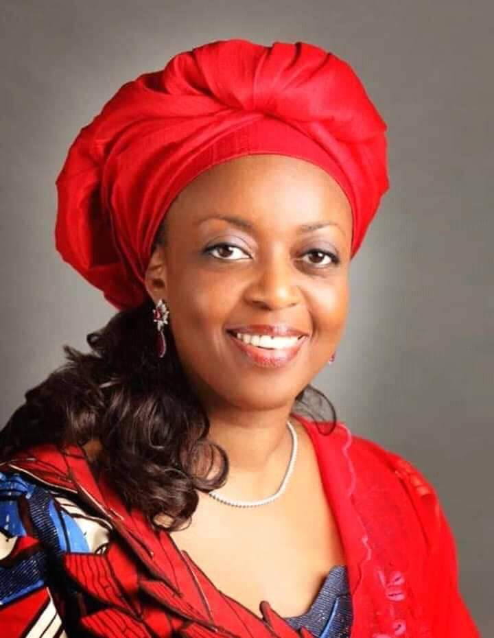 Diezani Allison-Madueke is Now Commissioner for Trade and Investment in Dominican Republic