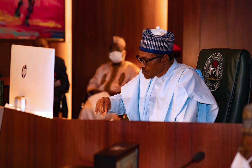 COVID-19 – Buhari Warns West African Leaders against Laxity, Charges Them on Economic Recovery Plan