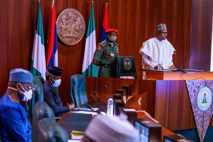 At Virtual Flag-off Ceremony of AKK Pipeline Project, Buhari Lists Benefits