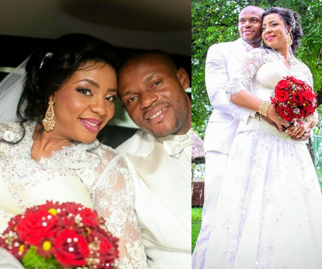 Former Super Eagles Goalkeeper, Austin Ejide Celebrates His 7th Wedding Anniversary With His Wife