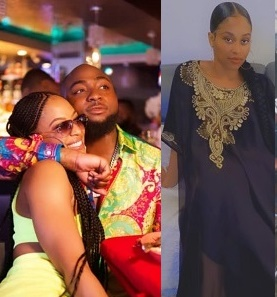 Davido's Babymama, Amanda Shares Photo Of Her First Boyfriend The Day She Had Her First Kiss