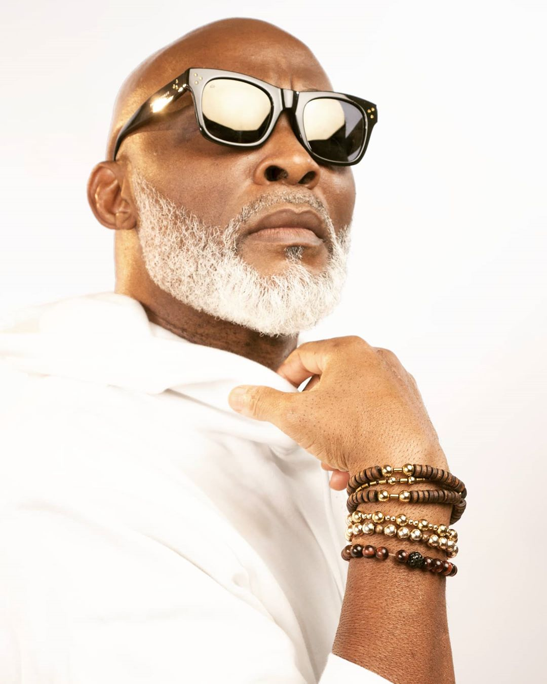 Nollywood Actor Richard Mofe-Damijo Share Photos To Mark His 59th Birthday