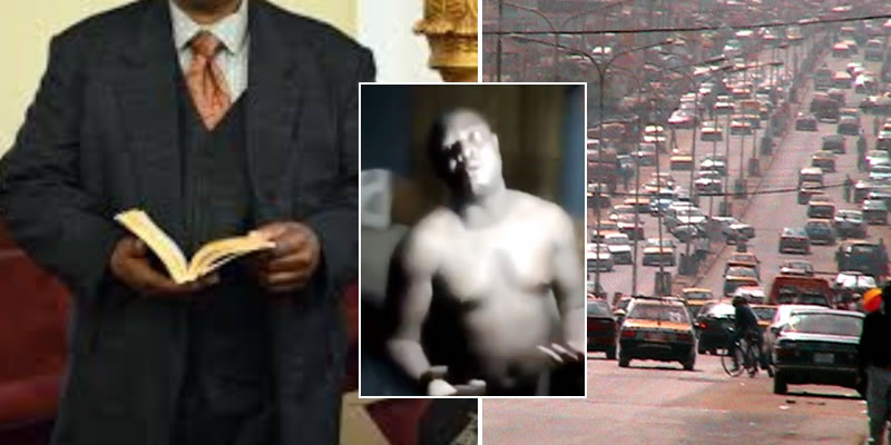 RCCG Pastor Bakare Caught on Camera Chopping a Married Woman