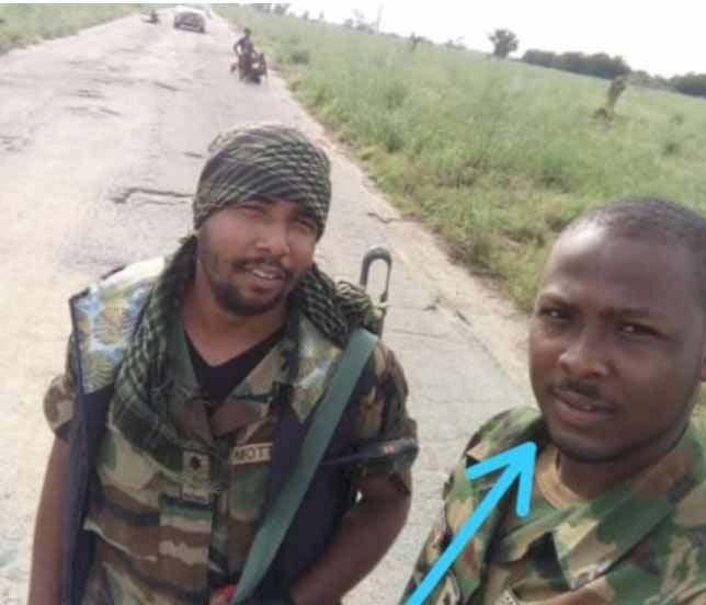 Angry Nigerian Soldier Shot and Killed His Superior Officer – Lieutenant Babakaka Shehu