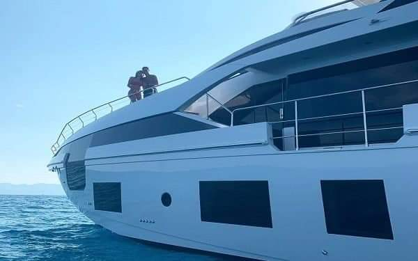 Ronaldo Buys £5.5m Yacht to Celebrate Latest Juventus' Serie A Title Win