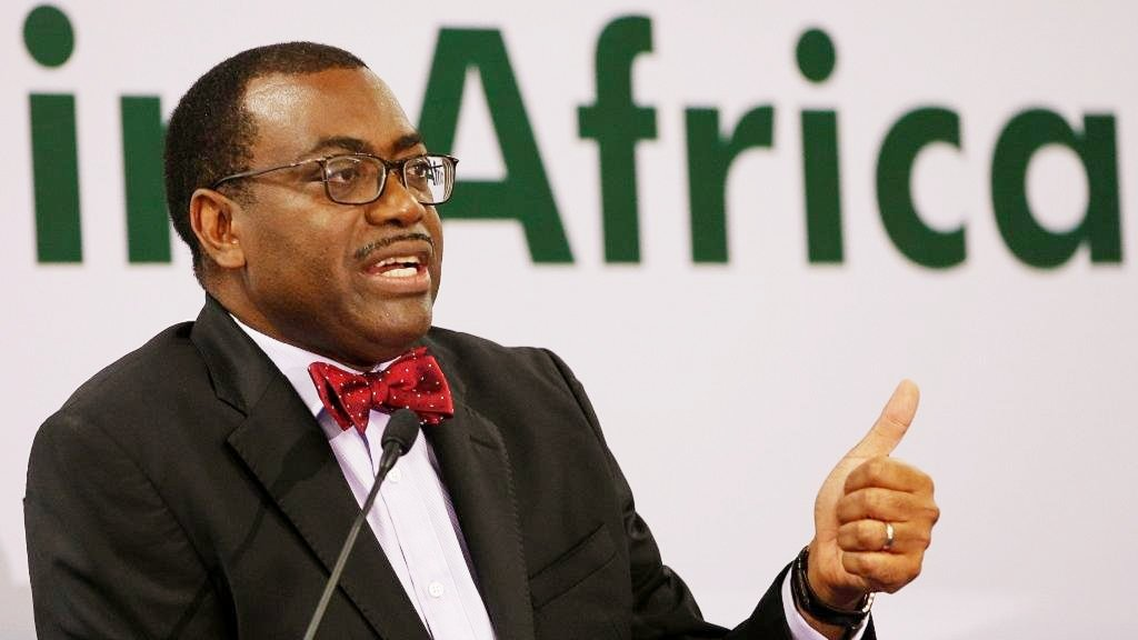 Adesina Re-elected as President of African Development Bank for Second Term