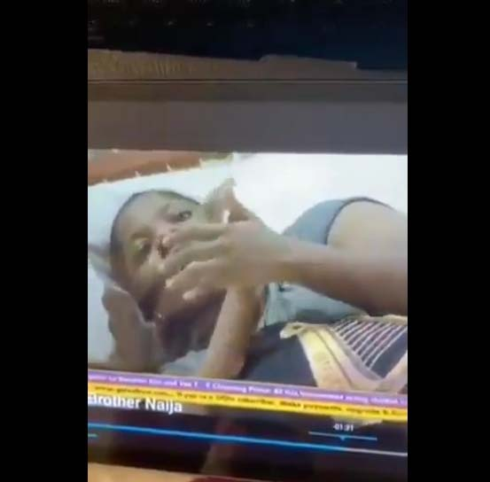 #BBNaija 2020 I Wanted You To Kiss Me, But You Thought I Was Drunk – Dorathy Confess to BrightO (VIDEO)