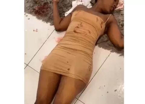 Slay Queen Bleeds to Death After Sleeping with A Snake for Money Rituals