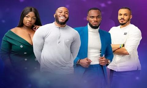 #BBNaija2020 – Kiddwaya and Another Housemate Leaves the Big Brother House