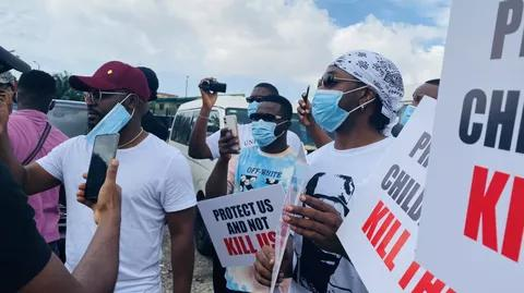 Nigeria may shut down the internet as #EndSARS protests continue