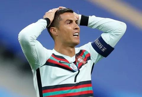 Again Cristiano Ronaldo Test Positive For COVID-19