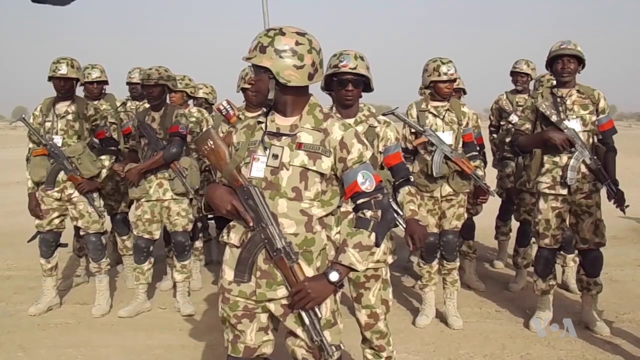 Nigerian Army Says Exercise Crocodile Smile VI Has Nothing to Do with Protest