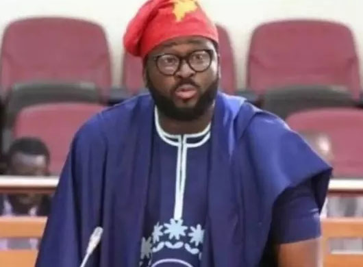 "Desmond Elliot's Followers Drops from 1.2m to 8,247 After Calling Nigeria Youths ""Children"""