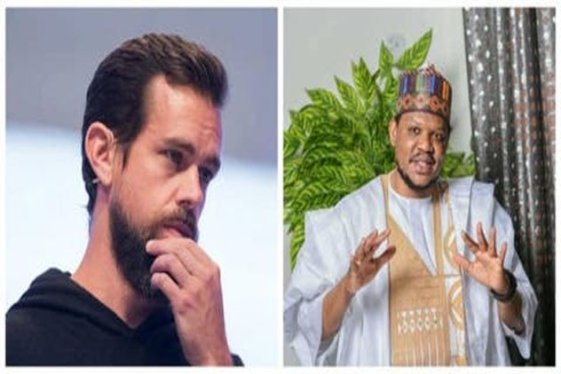 Twitter CEO tweets #ENDSARS again after threats from Garba