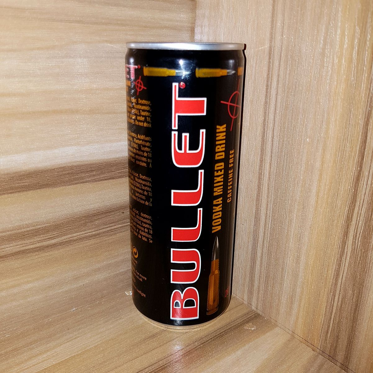 Bullet Energy Drink and AK-47 Vodka Can Get You Into Serous Trouble for this Reason – 9ja Jokes
