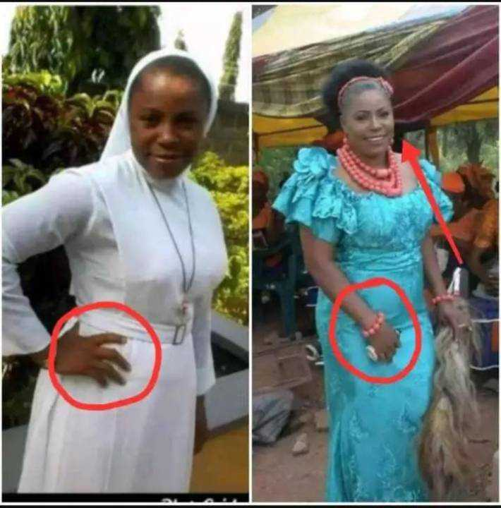 See Photos of the Nun Who Dumped Catholic Church to Marry Her Secret Lover