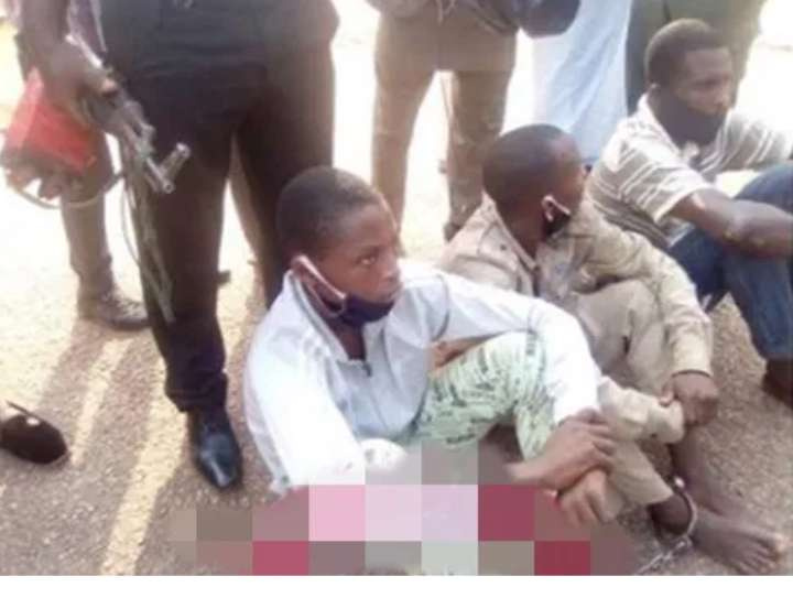 I Sold The Heads Of The Police Officers Burnt By EndSars Protesters For N1000 – Suspects