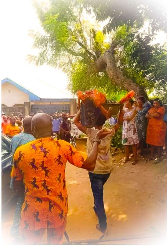 Calaber Lady Arrested For Butchering Her Mother Into Pieces for Money Rituals