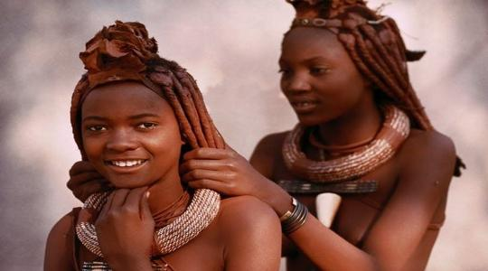 FILTHY? Meet The Himba Tribe Where Women Only Have Baths Once In Their Life – Just Before Getting Married