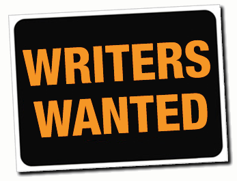 Job Vacancy! 25 Excellent Writers Needed for Immediate Employment