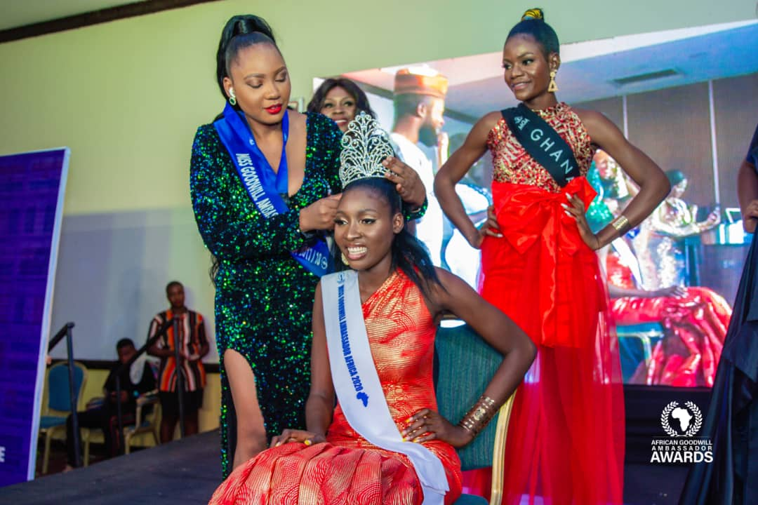 I Wish to Become the First Female President of Nigeria – Miss Goodwill Ambassador Africa, Blessing Otunsha Opens Up