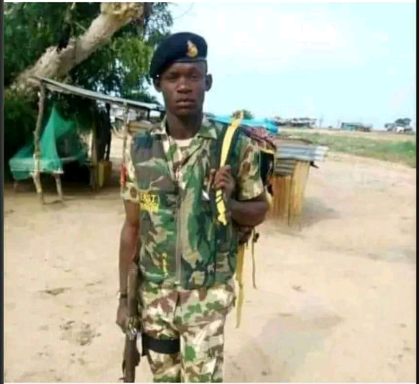 Sad – Young Soldier Who Shot and Killed His Commanding Officer Sentenced to Death by Firing Squad