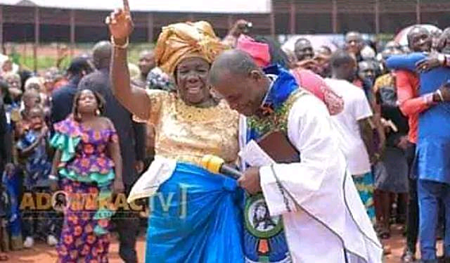 Meet Reverend Mbaka's Biological Mother – Mrs Felicia Mbaka