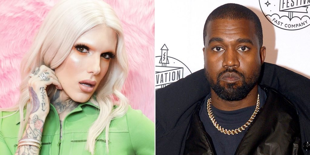 Jeffree Star clears air on alleged affair with Kanye West