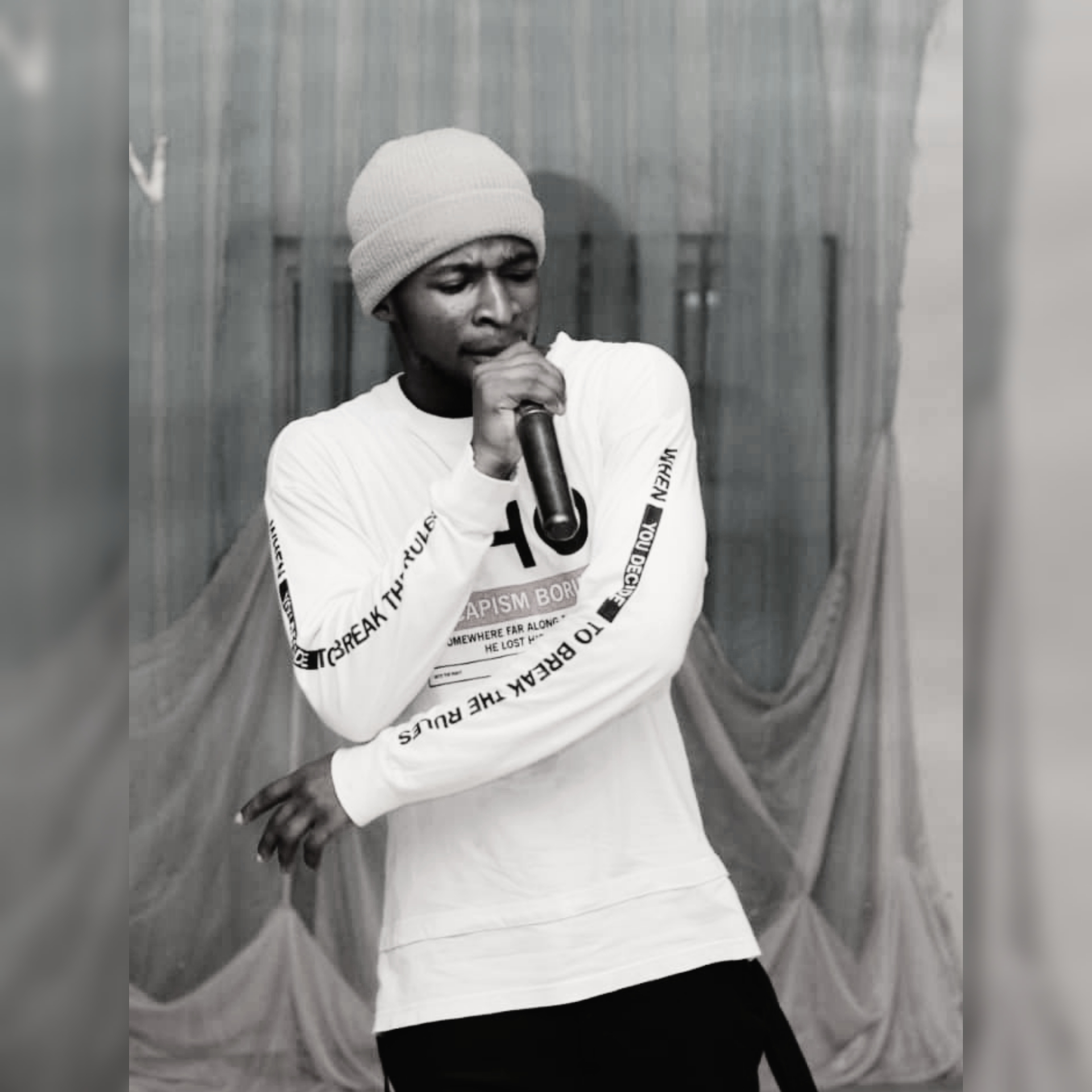 Meet Jesreal Vibes The Artist Likely To Join The League Of Omah Lay, Oxlade, FireBoy, Joe Boy in 2021