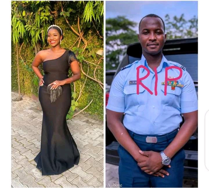 So Sad: Lady Mourn Her Boyfriend Who Died In Abuja Plane Crash, See What She Said About His Death