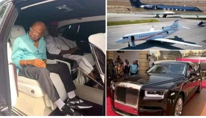 Meet The Richest Igbo Man In The World – Prince Authur Eze
