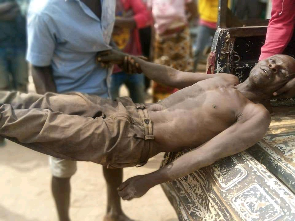 Sad – Middle- Aged Man Tortured To Death Over A Missing Goat in Benue State