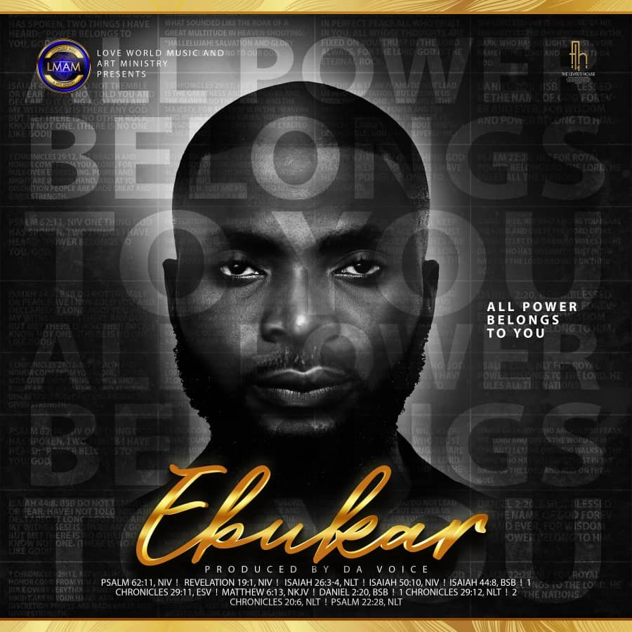 Download All Power belongs To You By Ebukar