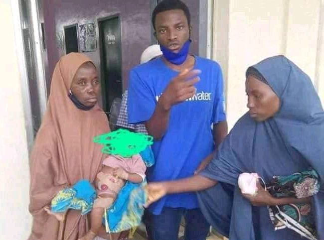 EVIL!!! This Man Raped A 3-Months Old Baby, Destroy Her Intestine And S*x Organs
