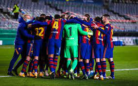LaLiga table: Barcelona Now One Point Behind Leaders Atletico