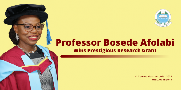 See the Nigerian Professor That Won $2.5 Million Bill Gates Grant – Bose Afolabi