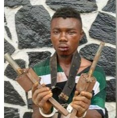 Eye Cult Confraternity Hitman Declared Wanted Finally Arrested In Lagos