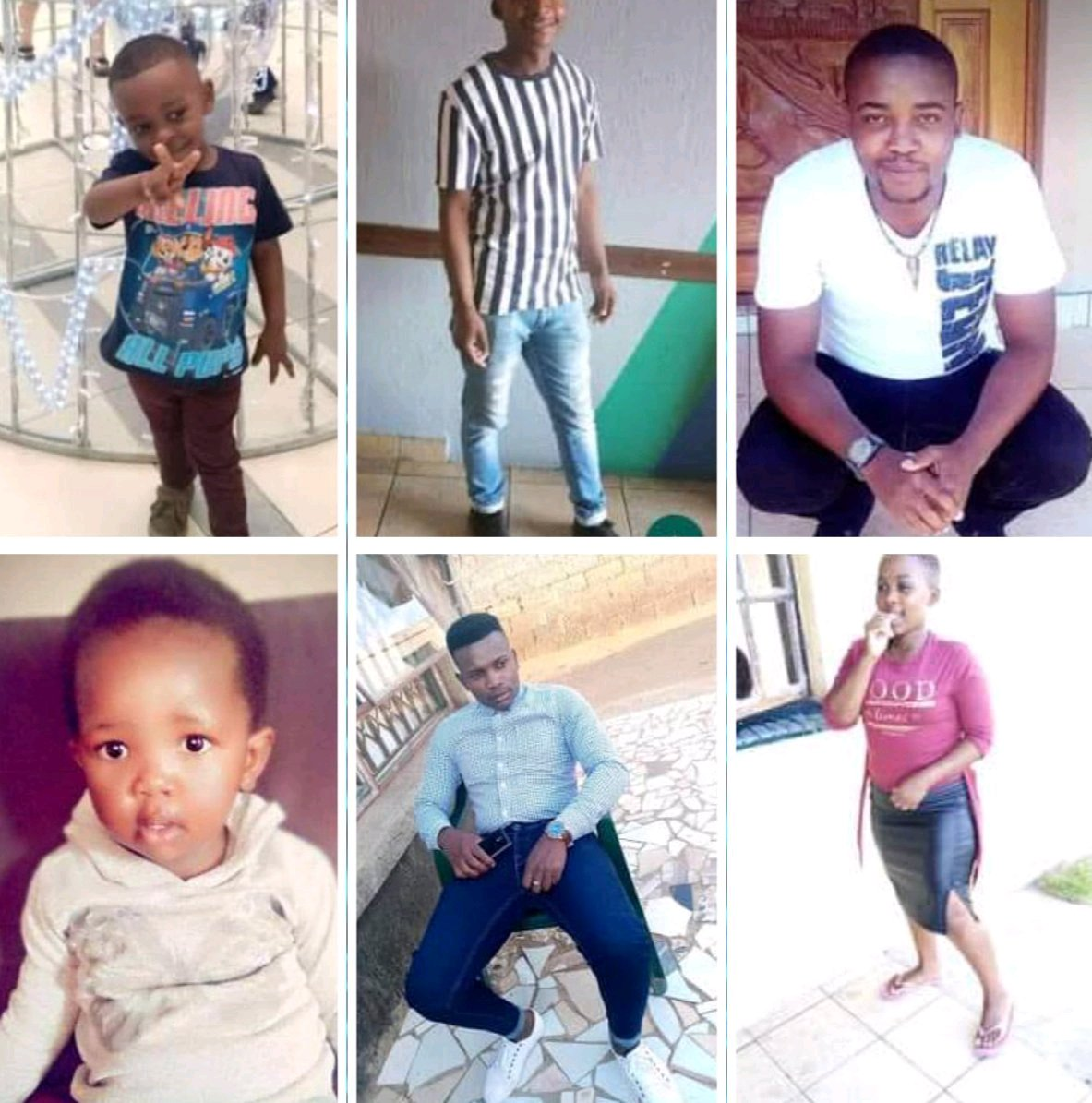 TRAGEDY HIT SOUTH AFRICA As Six Members Of A Family Dies In Fatal Car Accident (PHOTOS)