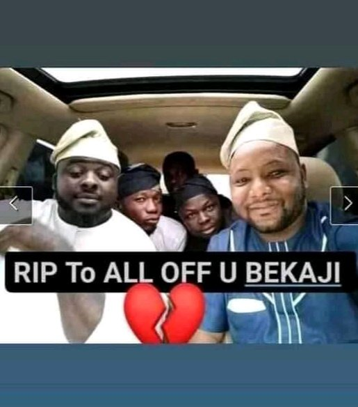 HORRIFIC TRAGEDY!!! Five Friends Burnt To Death On Their Way To An Engagement Ceremony – See Their Photos