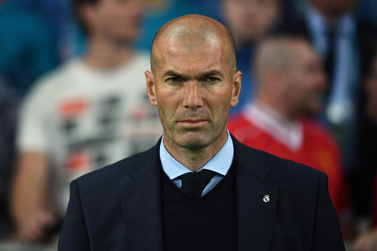LaLiga: Zidane Wants Juventus Job