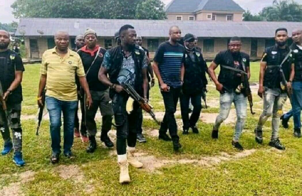 Insecurity: See The Famous And Tactical Police Officer Sent To Fight Armed Robbers In Imo State