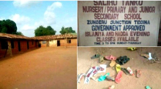 NIGER ABDUCTION: Tears Flow As 3-Year-Old Islamic Student Dies In Captivity, Body Found Abandoned